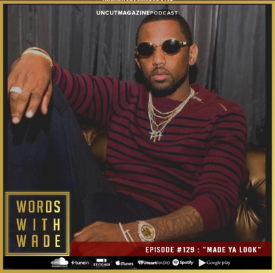 Wordswithwade podcast episode 129 cover